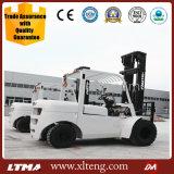 Chariot élévateur chinois avec le mât de 7m chariot élévateur de diesel de 5 tonnes