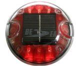 Reflektierender LED Solarstraßen-Plastikstift des Katzenauge-