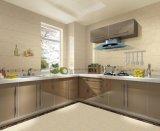 Mattonelle di ceramica della parete di disegno di marmo per la cucina