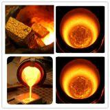 Four de chauffage par induction électromagnétique de la Chine Lipai pour fondre le métal précieux
