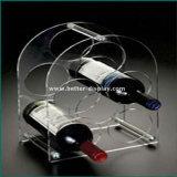 Ecran de vin acrylique personnalisé avec porte-gobelet Btr-D2018