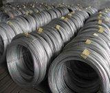 Fio de aço de revestimento de Galfan (zinco do al de 5%)