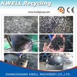 Triturador de tubulação de PVC de grande diâmetro / Shaft
