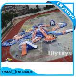 Aufblasbare Wasser-Spiele/sich hin- und herbewegender Sport-Aqua-Park für Verkauf