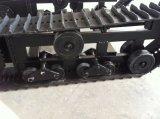 Neuer Entwurfs-Gummispur Undercarrige von Leve mit ISO9001