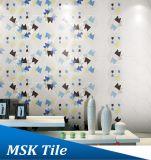 Azulejo geométrico Mskxh001A del hexágono de Wall&Floor de la porcelana