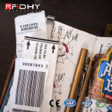 熱い販売のモンツァ5チップカスタムRFID荷物の札