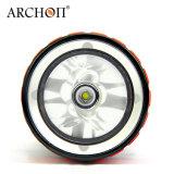 Archon G3 고전적인 작풍 수중 급강하 플래쉬 등 400 루멘 우수한 질 크리 사람 LED 잠수 플래쉬 등 토치