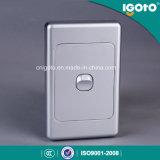 Interruttore elettrico di standard 1 di As302-V SAA di G 2 dell'interruttore australiano di modo