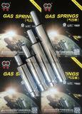 resortes de gas del cromo de 170m m para todas las sillas