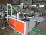 Control de equipo con cuatro línea de base de sellado y bolsas de corte de la máquina
