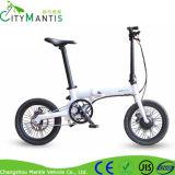 Bicyclette pliable électrique de grand pneu à grande vitesse de pouvoir gros
