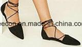 Schoenen de van uitstekende kwaliteit van het Canvas van Vrouwen/van Mannen/de Schoenen van Sporten elimineren de Schoenen van de Vrije tijd