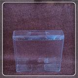 Rectángulo plástico transparente del regalo de encargo del fabricante