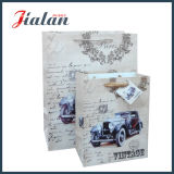 Luxure Wholesales buntes preiswertes kundenspezifisches Firmenzeichen-UVdruckpapier-Beutel