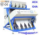 미얀마 밥 선반 Vsee 색깔 분류하는 사람 ISO 세륨 SGS