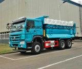새로운 상표 중국 HOWO 6X4 371HP 덤프 트럭 (ZZ3257N3647B)