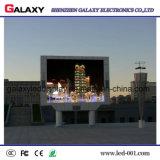 Panneau visuel de la maintenance P4/P6/P8/P10/P16 d'écran avant extérieur fixe d'Afficheur LED pour la publicité