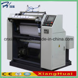 Rollentelefax-Papieraufschlitzenund Rückspulenmaschine