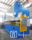 Máquina de dobramento hidráulica da placa de aço do CNC de We67k