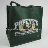O saco de compra não tecido, recicl o saco (BG1129)