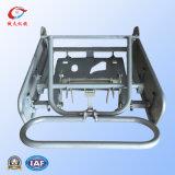 鋼鉄医学の椅子のベッドの台紙ブラケット