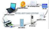 Fechamento de porta S3132 do cartão do hotel RFID de Orbita