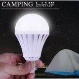 E27 7W BinnenVerlichting van de Lamp van de Verlichting van de LEIDENE de Slimme Noodsituatie van de Bol Lichte