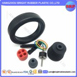 Ts16949 60duro Black Natural Rubber Bumper / Rubber Product