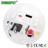 Sistema de alarme Home do PSTN do indicador do LCD das zonas do rádio 50 (PST-TEL-L1)