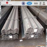 Padrão grande da alta qualidade Ss400 Q235 A36 da manufatura igual & barra de ângulo de aço preta & galvanizada desigual