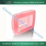 De aangepaste Kleurrijke Gevormde RubberDelen van het Silicone