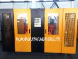 máquina doble del moldeo por insuflación de aire comprimido de la protuberancia de la estación 12L