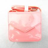 Saco cor-de-rosa do mensageiro do saco de ombro de Crossbody