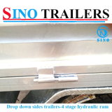 Hot Sale Best Quality Factory Hydraulic Tipping Trailers