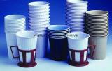 Ensemble de thé, 4-22 oz Paper Cup