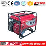 Générateur portatif d'essence de début électrique maximum du pouvoir 2200W
