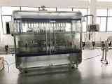 Máquina de rellenar del trazador de líneas del detergente líquido del tarro automático de la botella