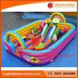 Хвастун парка Amsument замока Inflatabe раздувной игрушки Китая скача (T3-654)