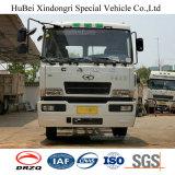 Camc 유로 Yuchai 또는 Dongfeng Cummins 디젤 엔진을%s 가진 4개의 유조 트럭 포좌