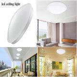 Garantía de interior acíclica de la lámpara del techo de la luz de techo de la cubierta LED 20W 3 años