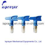 Grosse blaue luftlose Spray-Hochdruckspitze/Düse für Graco
