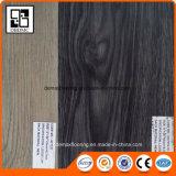 Anti plancher de PVC de glissade de vinyle de luxe
