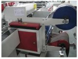 Superweicher Schleifen-Griff-Hochgeschwindigkeitsbeutel, der Maschine herstellt