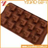 molde del chocolate de la dimensión de una variable del triángulo de la torta Mold/3D de la dimensión de una variable del triángulo 3D/molde del hielo