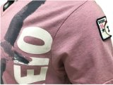Тенниска ткани Melange цвета для людей