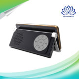 Eingebaute Radiofunktions-Minilautsprecher des Mikrofon-FM