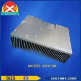 비용을 부과 장비를 위한 공기 냉각 Aluminmun 합금 열 싱크