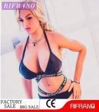 Neueste 165 cmgrosse Boobs-heiße Karosserien-Geschlechts-Puppe für Männer