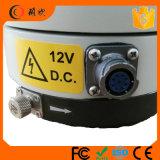 CMOS 2.0MP 80m van het Gezoem van Dahua 30X de Camera van de Politiewagen PTZ van de Hoge snelheid HD IRL van de Visie van de Nacht